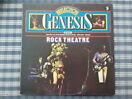 LP 33 GIRI - GENESIS - ROCK THEATRE - CHARISMA LP