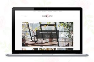 Roseland - A Beautiful WP Blog