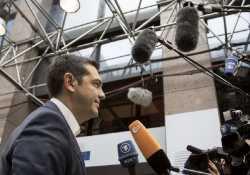 Σύνοδος Κορυφής ΕΕ: Το θέμα της τουρκικής επιθετικότητας έθεσε ο Τσίπρας