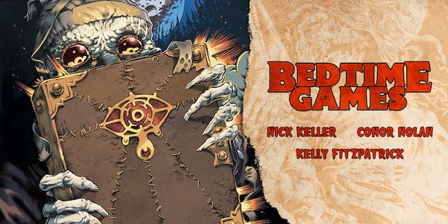 Bedtime Games #1