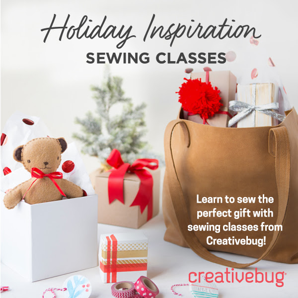 Learn To Make: Hand Sewn Gifts...