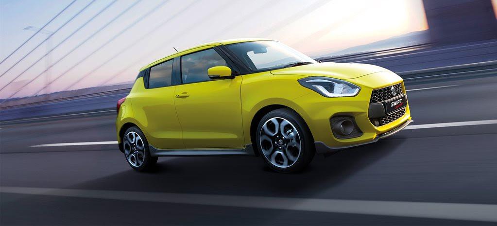2018 Suzuki Swift Sport price and features announced