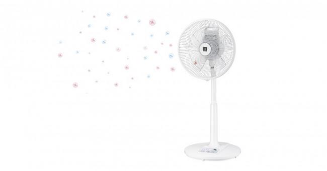 プラズマクラスター扇風機<リビングファン> <PJ-G3AS-W(ホワイト系)> 上記の写真はイメージです。
