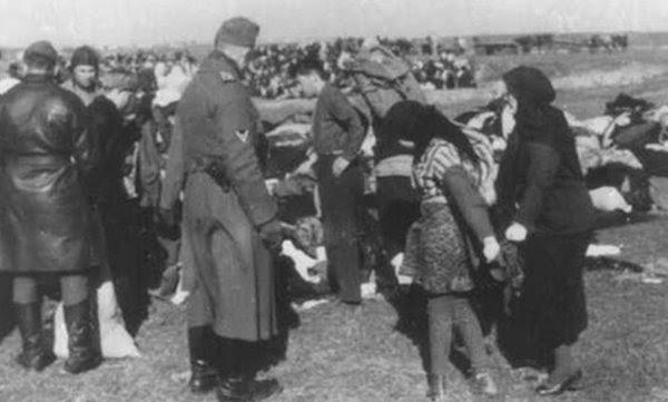 Организация массовой казни по-немецки: как это было, в подробностях Вторая мировая война, Противники, Евреи, Расстрел, Livejournal, Длиннопост