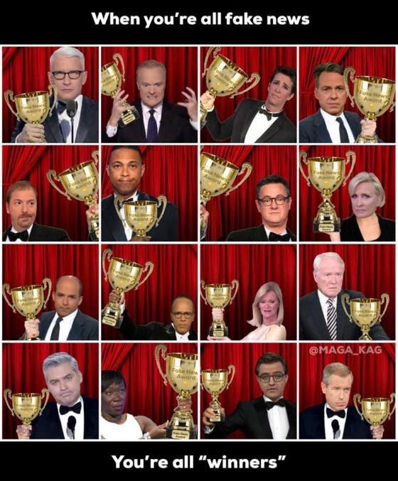 Trump's Fake News Awards Fake-news-awards