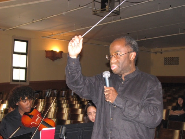 OUSD Mourns Loss of Michael Morgan, Oakland Symphony Music Director, Long-Time Supporter of Oakland Unified Music Students 4