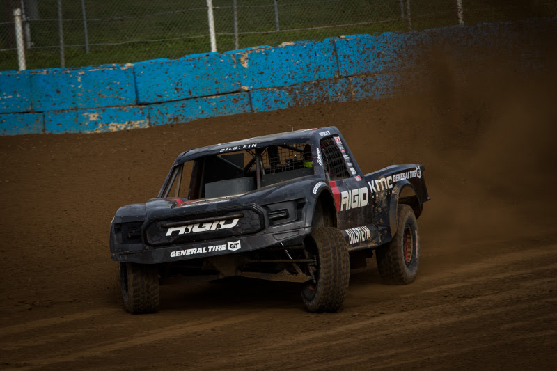 Jerett Brooks, Rigid Industries, General Tire, Bilstein, Maxima Racing Oils, Fortin Racing, Bink Designs