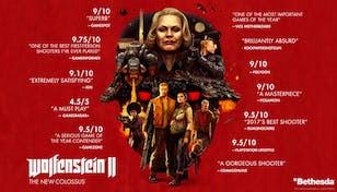 Wolfenstein® II: The New Colossus™