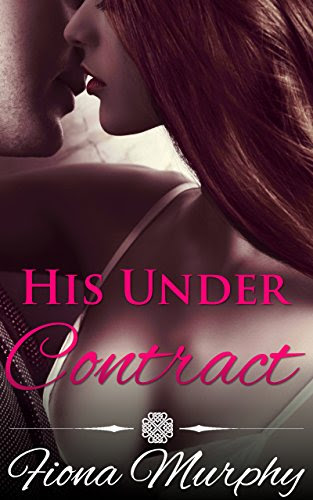 Cover for 'His Under Contract'