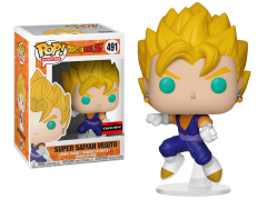 POP! DRAGON BALL Z SUPER SAIYAN VEGITO EXCLUSIVE