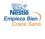 Nestlé Empieza Bien Crece Sano.
