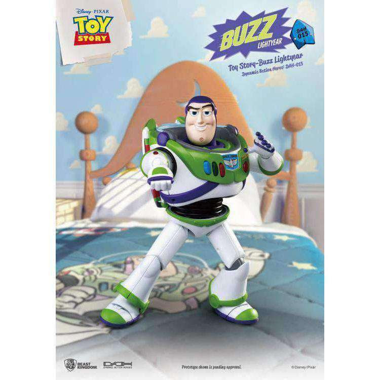 Image of Toy Story Dynamic 8ction Heroes DAH-015 Buzz Lightyear PX Previews Exclusive - AUGUST 2019
