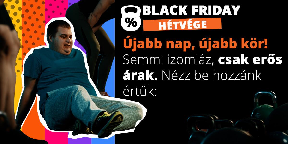 Extreme Digital Black Friday Hétvége!
