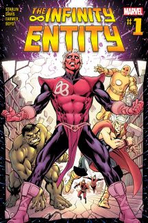 The Infinity Entity #1