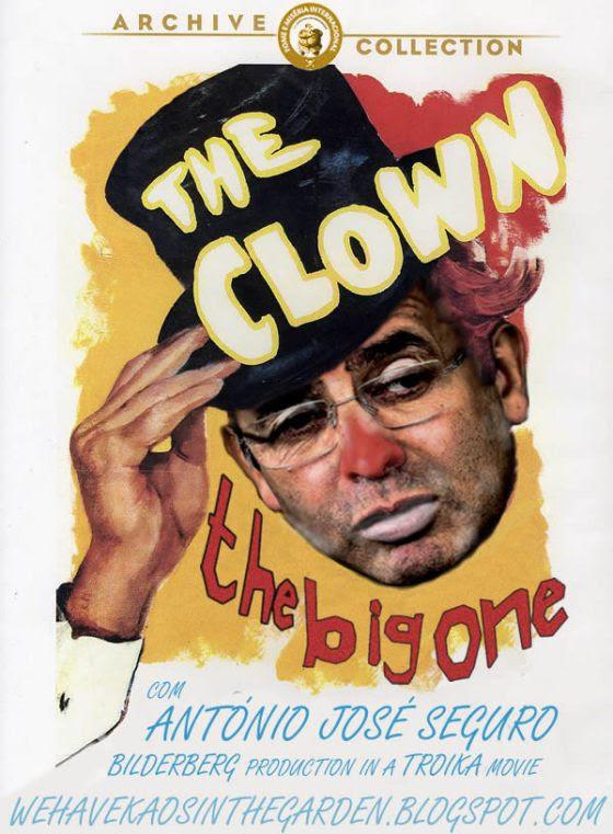 antonio jose seguro the clown eleitoral
