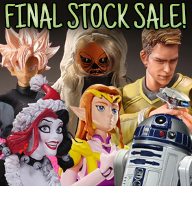 Final Stock Sale - Large Discounts on Remaining Inventory!