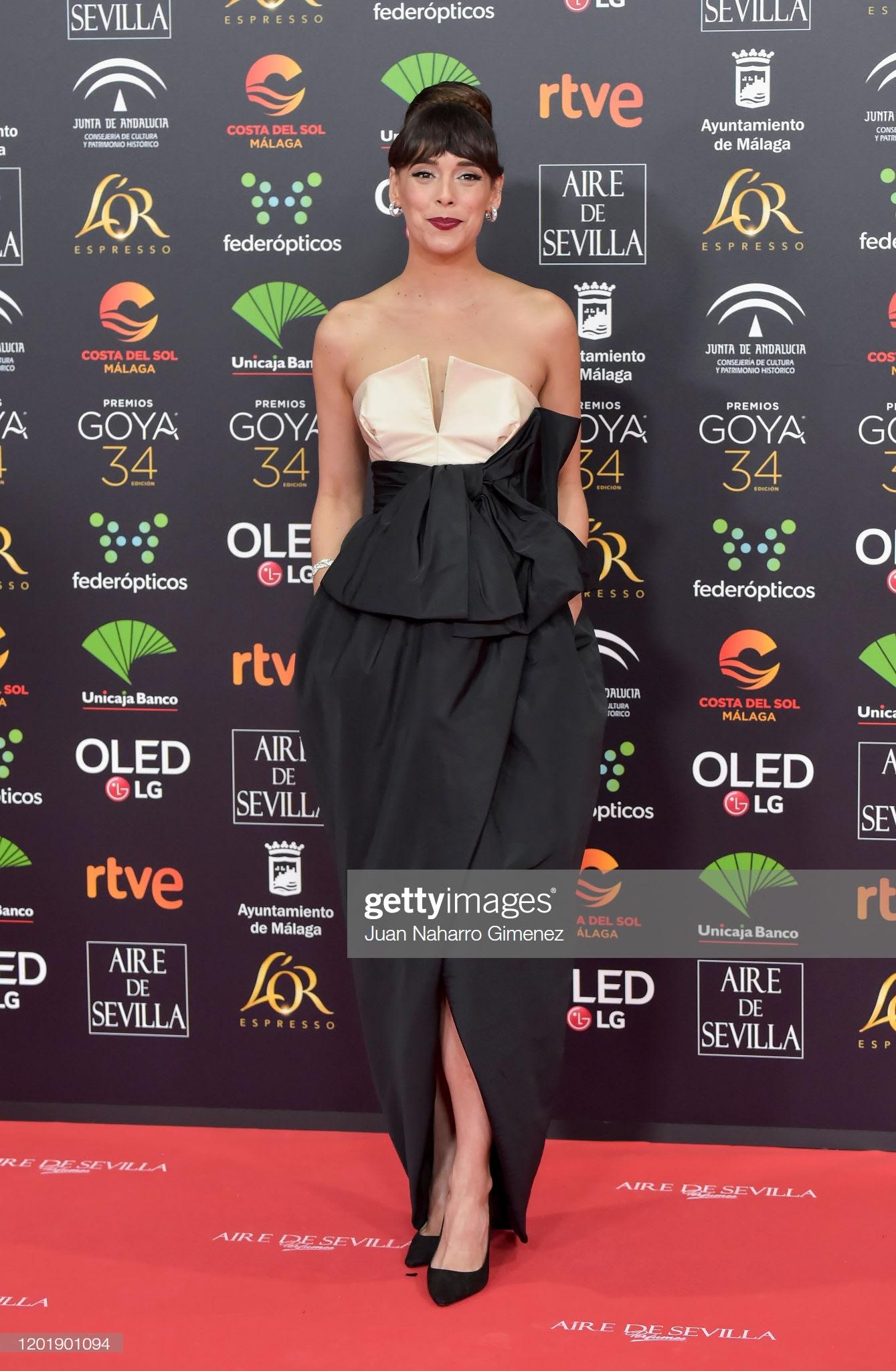fab64a89 1556 453e 9a99 ee9722165d0f - Premios Goya 2020 : Looks de todas las celebrities que lucieron  marcas de Replica