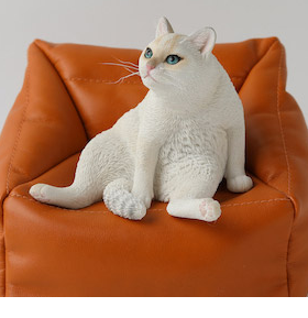 Lazy Cat 3.0 1/6 Scale Figure With Sofa