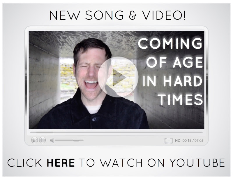"Click to watch ""Coming of Age in Hard Times"" on YouTube"