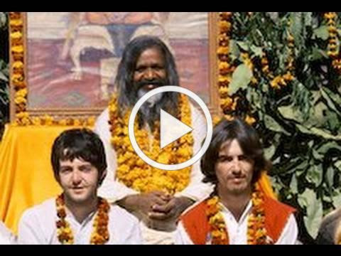 Maharishi talks about Ideal Administration on Larry King Live