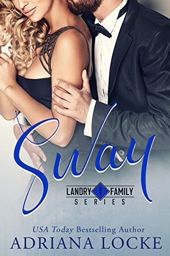 Cover for 'Sway (Landry Family Series Book 1)'