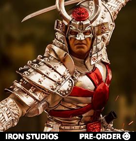 X-Men Battle Diorama Series Silver Samurai 1/10 Art Scale Limited Edition Statue