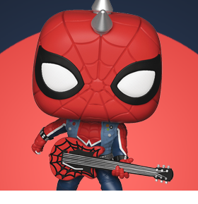 FUNKO POP! SPIDERPUNK