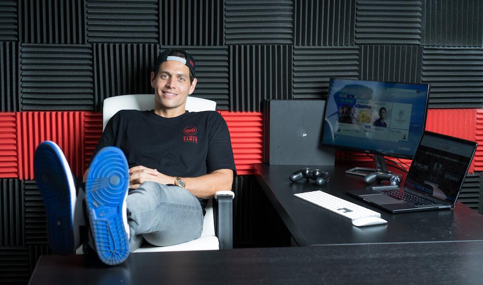 Steve Suárez, fundador de Ultimate Gamer