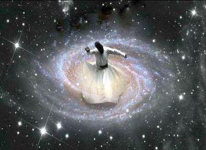 Sufi Universe Spiral Dance