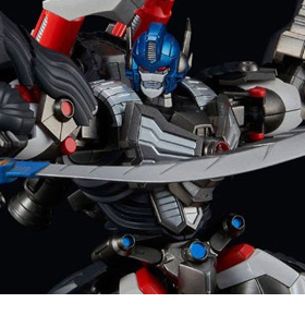 Transformers Furai Action Optimus Primal