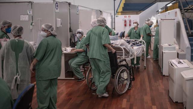 UTIs de hospitais privados de São Paulo já registram lotação total por Covid-19