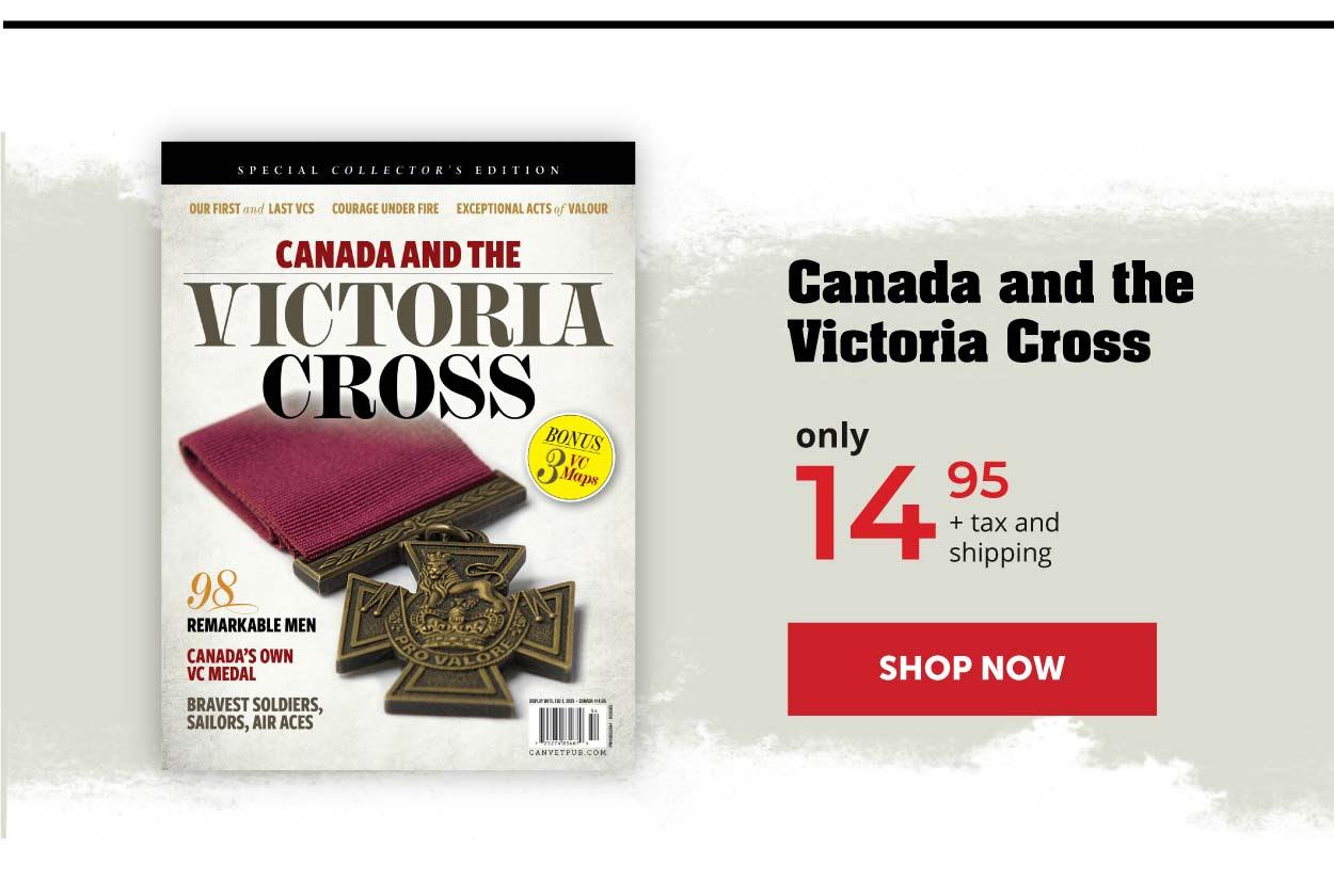Canada and the Victoria Cross