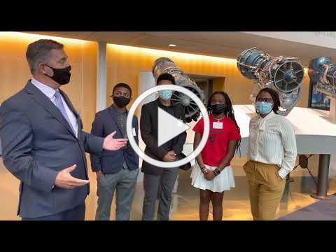 GE Engineering opportunities for Princeton High School students