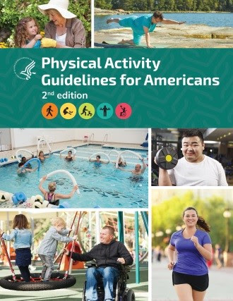 Physical Activity Guidelines Cover
