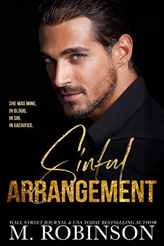 Cover for 'Sinful Arrangement'