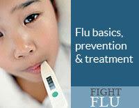 Seasonal Flu Microsite