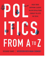 Politics from A to Z by Richard Ganis