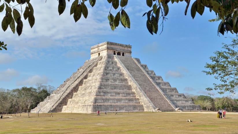 Hallan el secreto del colapso del imperio maya en el fondo de un lago en México