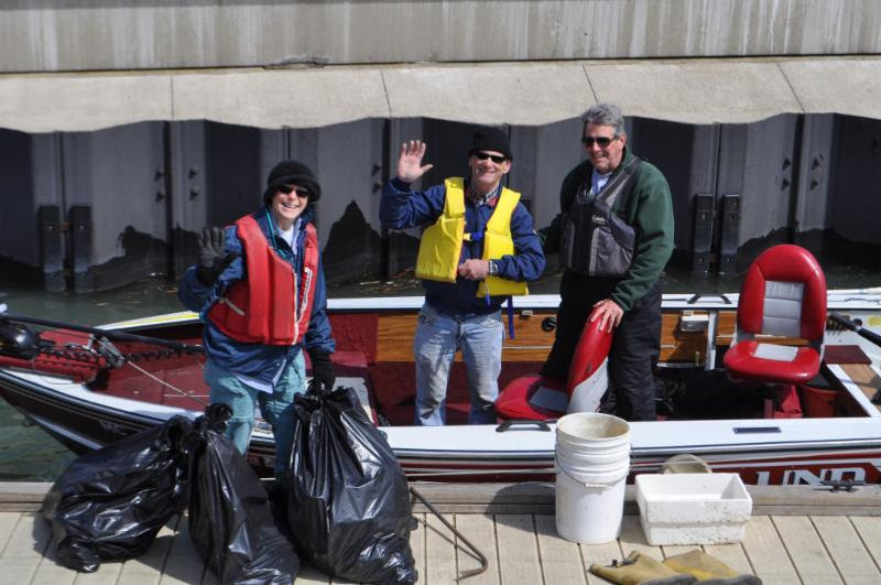 SPRING 2018 DETROIT RIVER CLEAN-UP @ Trenton Rotary Park | Trenton | Michigan | United States