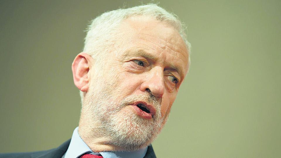 """El líder laborista Jeremy Corbyn calificó al """"modelo Preston"""" de inspirador."""