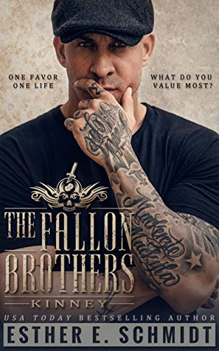 Cover for 'The Fallon Brothers: Kinney (The Fallon Brothers Book 1)'