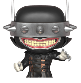 POP! DARK NIGHTS: METAL BATMAN WHO LAUGHS PX PREVIEWS EXCLUSIVE