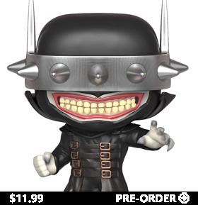POP! DARK NIGHTS: METAL BATMAN WHO LAUGHS PX PREVIEWS EXCLUSIVE