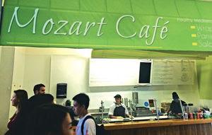Mozart Cafe