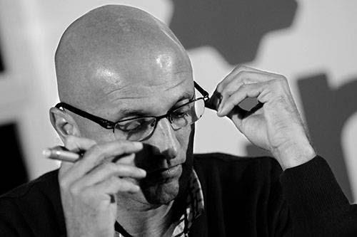 Jorge Bermúdez. / Foto: Nicolás Celaya (archivo, julio de 2013)