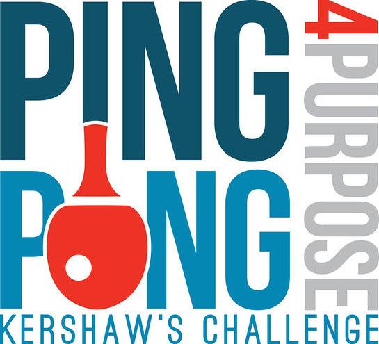 Ping Pong 4 Purpose - Kershaw's Challenge