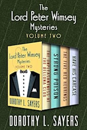 The Lord Peter Wimsey Mysteries: Volume Two