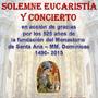 Aniversario Dominicas Murcia