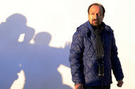 """The Iranian director Asghar Farhadi, whose film """"The Salesman"""" is nominated for an Oscar in the best foreign-language film category."""