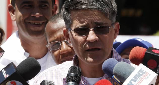 el ministro de Transporte Terrestre y presidente del Metro de Caracas, Haiman El Troudi